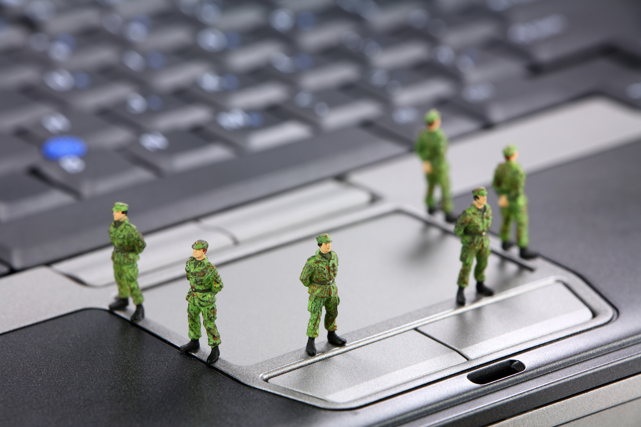 Datensicherheit: Schützen Sie Geschäftsdaten