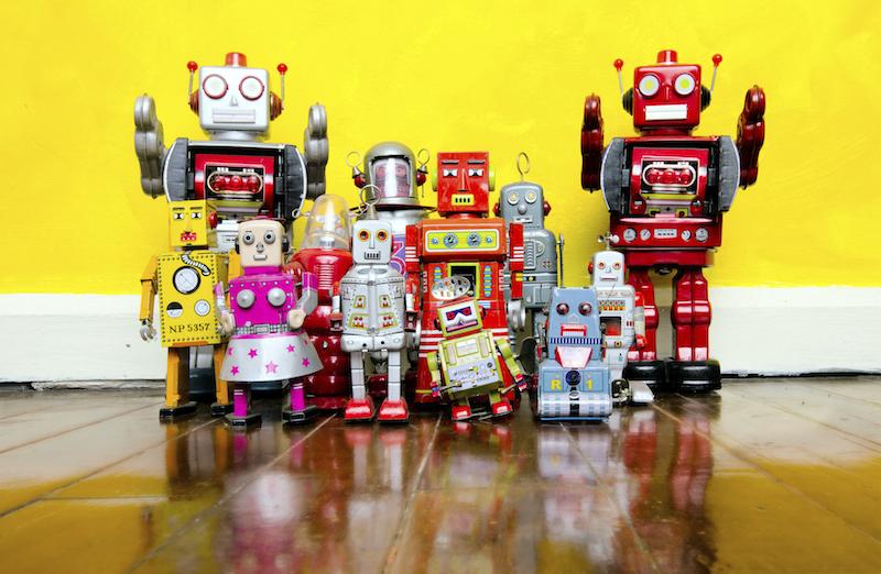 Industrie 4.0: Roboter und die Zukunft der Arbeit