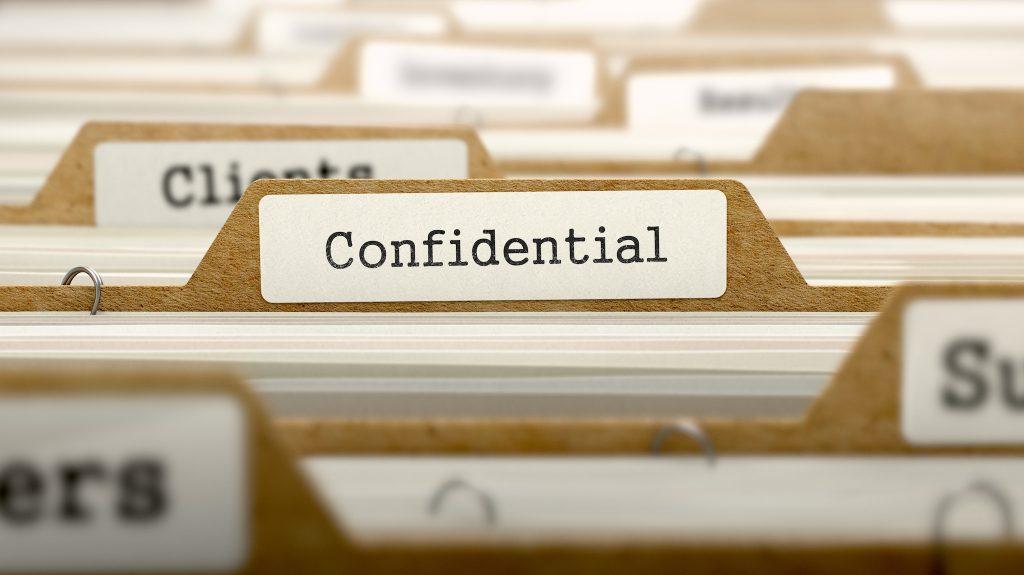 Zugangskontrolle und Vertraulichkeitsstufen: Datensicherheit im Unternehmen