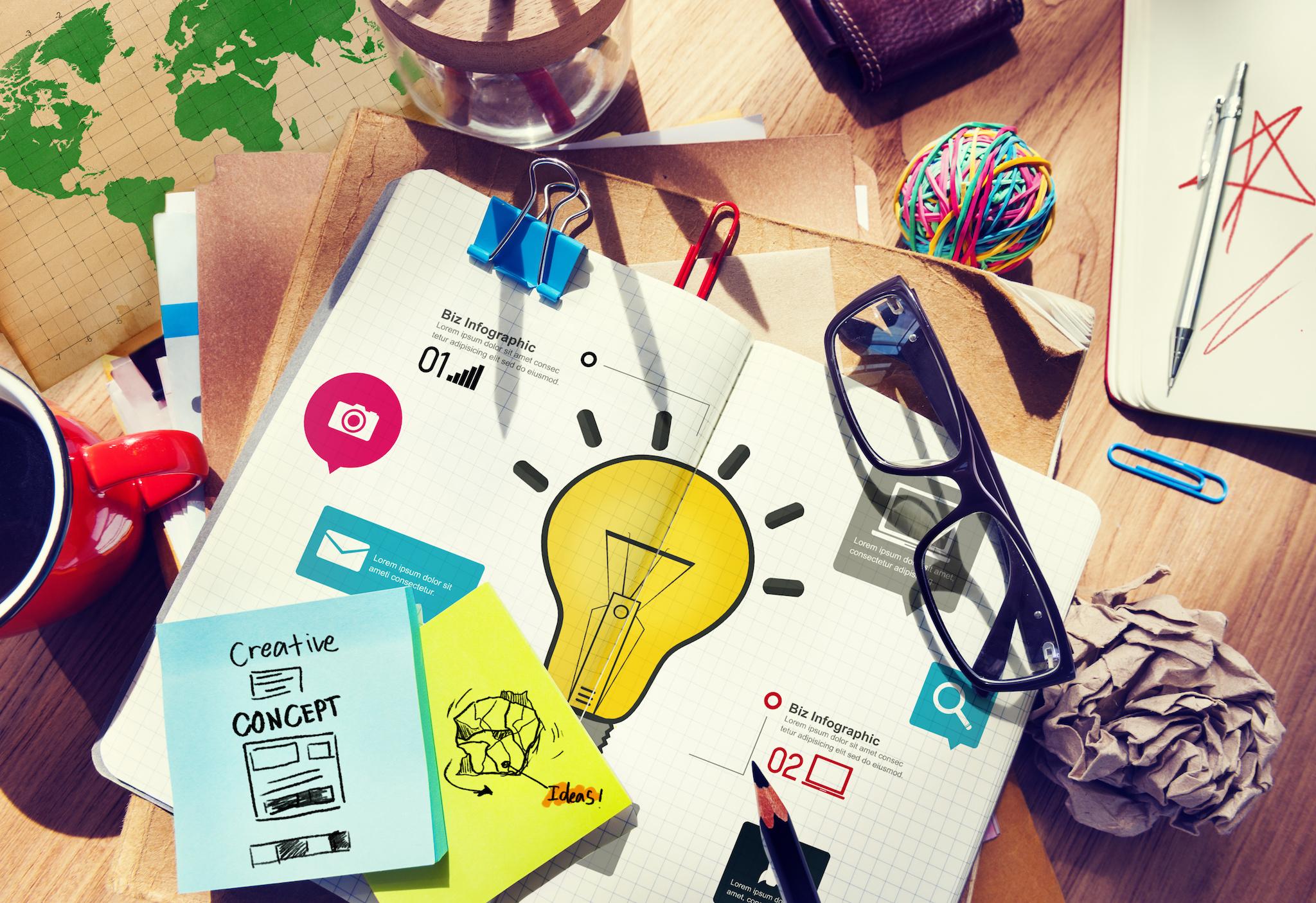 Kreativität im Unternehmen